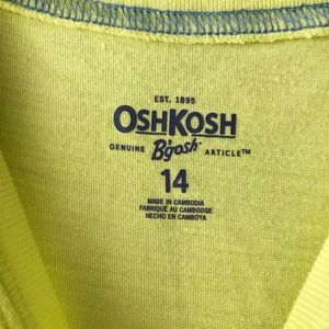 OshKosh B'gosh Pajamas - OshKosh Pijama Top
